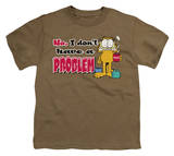 Youth: Garfield - No Problem T-Shirt