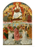 Virgin of the Assumption Giclee Print by Bartolomeo Della Gatta