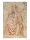 Virgin and Child Giclee Print by Sandro Botticelli