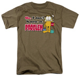 Garfield - No Problem T-shirts