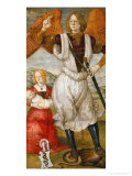 Saint Michael the Archangel Giclee Print by Bartolomeo Della Gatta