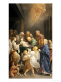 Circumcision Giclee Print by Guido Reni