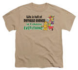 Youth: Garfield - Difficult Choices T-shirts
