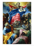 Assumption Giclee Print by Annibale Carracci