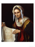 Saint Veronica Giclee Print by Lorenzo Costa