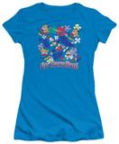 Juniors: Garfield - Go Hawaiian Shirts