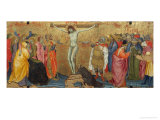 Crucifixion Giclee Print by Taddeo di Bartolo