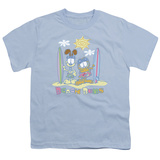 Youth: Garfield - Beach Bums T-shirts