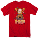 Garfield - Boo! T-shirts