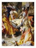 Trasporto Di Cristo Al Sepolcro Giclee Print by Federico Barocci