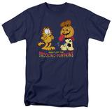 Garfield - Drooling Pumpkins Shirts