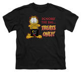 Youth: Garfield - Treats Only T-shirts