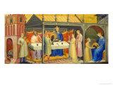 Herod's Feast Giclee Print by Lorenzo Monaco