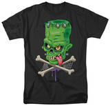 Lethal Threat - Von Frankie T-shirts