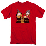 Garfield - Trick or Treat Shirts