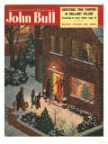 John Bull, Seasons Children Winter Magazine, UK, 1950 Prints