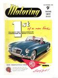 MG Convertibles, UK, 1950 Prints