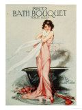 Price's Bath Bouquet, UK, 1920 Giclee Print