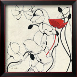 Filament de Vie II Prints by Shirley Novak