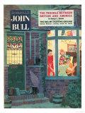 John Bull, Birthdays Children's Party Magazine, UK, 1950 Prints