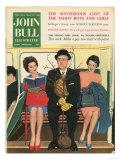 John Bull, Gents Routemasters Magazine, UK, 1950 Giclee Print