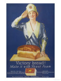 Victory Bread, USA, 1910 Prints