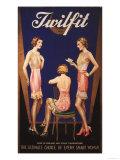 Twilfit Womens Underwear, UK, 1920 Art