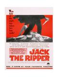 Jack the Ripper, Movie Poster, USA, 1959 Wydruk giclee