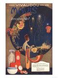 Mavis Talcum Powder, UK, 1910 Giclee Print