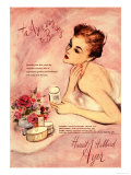 Make-Up Harriet Hubbard Ayer, UK, 1940 Poster