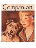 Woman's Home Companion, Dogs Magazine, USA, 1930 Prints