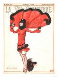 La Vie Parisienne, Art Deco Magazine, France, 1927 Prints