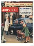 John Bull, Petrol Pumps, Garages, Gas, Prams Gasoline Magazine, UK, 1957 Prints