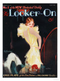 The Looker-on, First Issue Portraits Make-Up Magazine, UK, 1929 ジクレープリント