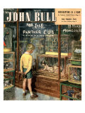 John Bull, Pets Magazine, UK, 1948 Prints