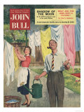 John Bull, Housewives Magazine, UK, 1956 Prints