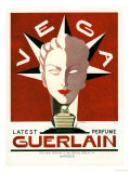 Guerlain, Guerlain Vega Art Deco Womens, UK, 1940 Art