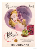 Houbigant Lilac Time Womens, USA, 1940 Prints