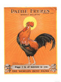 Pathe Freres News Films Magazine, USA, 1912 Prints