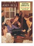 John Bull, Secretaries and Bosses Magazine, UK, 1952 Prints