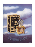 Guerlain, USA, 1930 Gicléedruk