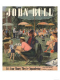 John Bull, Picnics Magazine, UK, 1947 Prints