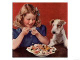 Dogs Sweets, USA, 1950 Prints