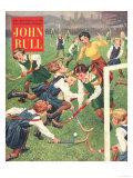 John Bull, Hockey Magazine, UK, 1953 Prints