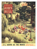 John Bull, Picnics Eating Magazine, UK, 1953 Prints