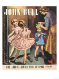 John Bull, Siblings Rivalry Magazine, UK, 1948 Posters