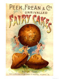 Peek, Frean and Co, Fairy Cakes, UK, 1890 Prints