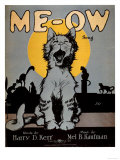 Cats Meow, USA, 1920 Prints