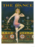 The Dance Magazine, Ballet Magazine, USA, 1930 Prints
