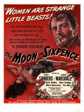 The Moon and Sixpence, Sexism Discrimination, USA, 1943 Art